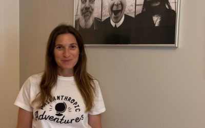 Paola Genovese – Founder of Philanthropic Adventures